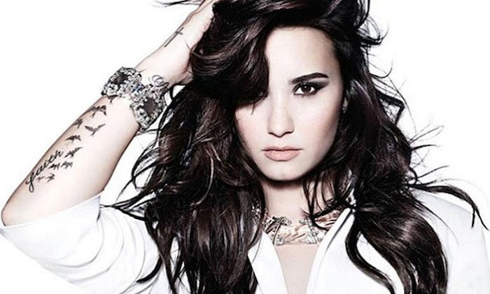 Demi Lovato - Pepsi Center: Demi Lovato with Christina Perri and MKTO at Pepsi Center on September 25 at 7 p.m. (Up to 52% Off)