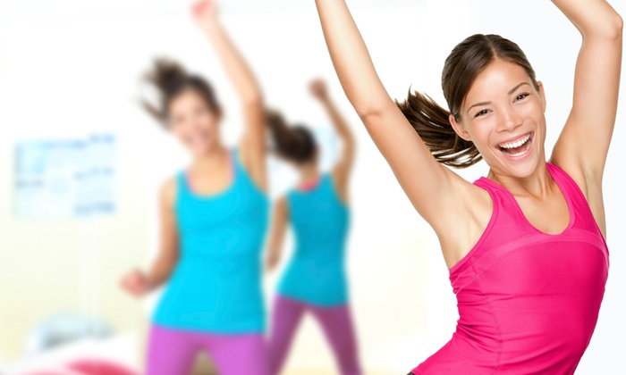 Fun & Sexy Wellness Fitness Studio - Escondido: 10 or 20 Zumba Classes at Fun & Sexy Wellness Fitness Studio (Up to 54% Off)