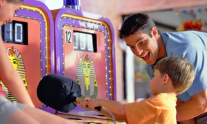 Funopolis Family Fun Center: One, Two, or Four All-Day Wristbands Valid Friday–Sunday at Funopolis Family Fun Center (40% Off)