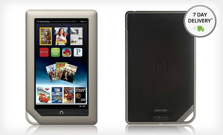 Barnes & Noble 8GB Nook Tablet (Manufacturer Refurbished). Free Returns.
