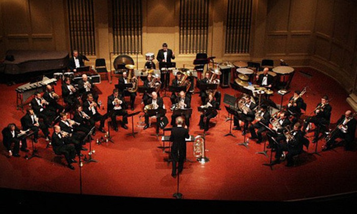 River City Brass Band - Multiple Locations: River City Brass Band Concert for Two (Up to 59% Off). Six Options Available.
