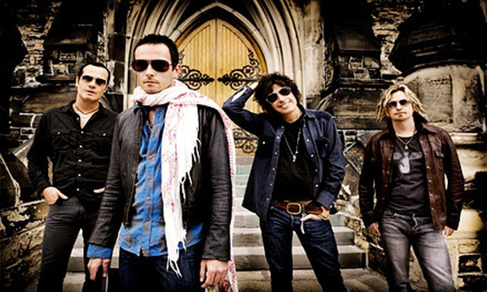 Rock Allegiance - Hershey: Rock Allegiance with Stone Temple Pilots at Hersheypark Stadium on Saturday, September 1, at 2 p.m. (Up to $79 Value)