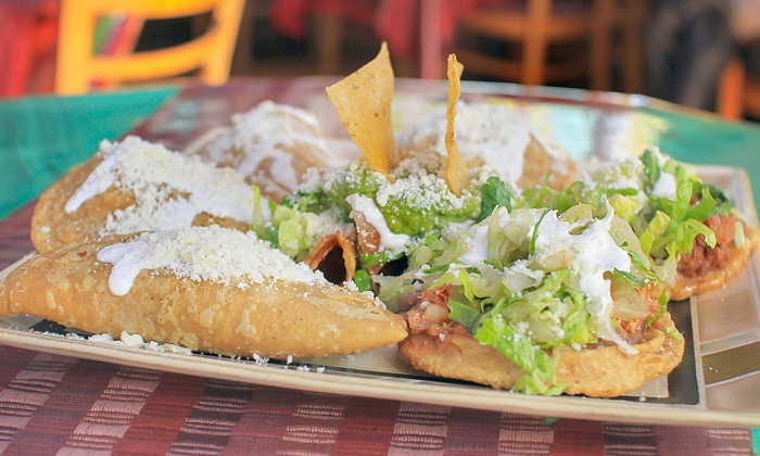 El Comal - North Park: Mexican Meal with Appetizers, Tacos, and Margaritas for Two or Four at El Comal (Up to 50% Off)