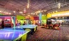 iT'Z- Willowbrook - Willowbrook: Bowling with Shoe Rental, Buffet, Drinks, and Unlimited Video Games for Two or Four at iT'Z (Up to 60% Off)