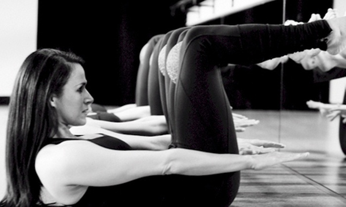 Balanced Barre - Multiple Locations: $69 for Eight BarreAmped Classes at Balanced Barre (Up to a $140 Value)