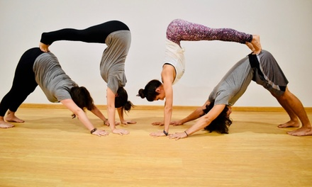 Five or 10 Hot Yoga Classes at Yoga Shama (Up to 80% Off)