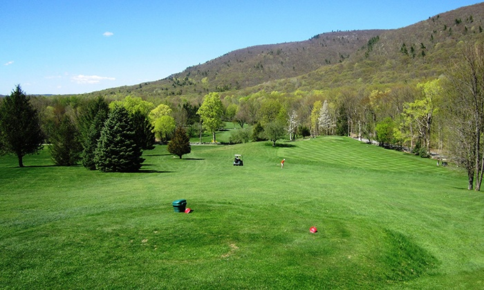 Undermountain Golf Course - Copake: 18 Holes of Golf with Power Cart for Two or Four at Undermountain Golf Course (Up to 50% Off)