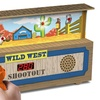 The Black Series Wild West Shootout Electronic Target-Shooting Game