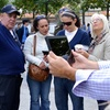 Up to 57% Off a Walking Tour with a Tablet