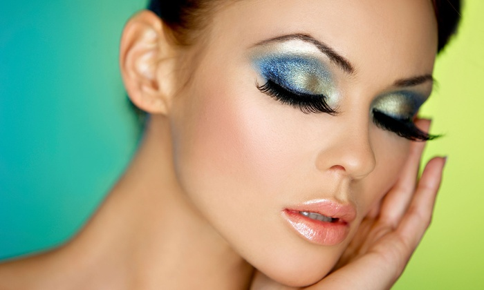 The Total Touch from Head 2 Toe Salon Boutique - Chandler: Cat-Eye, Traditional, or Mink Eyelash Extensions at The Total Touch from Head 2 Toe Salon Boutique (Up to 72% Off)