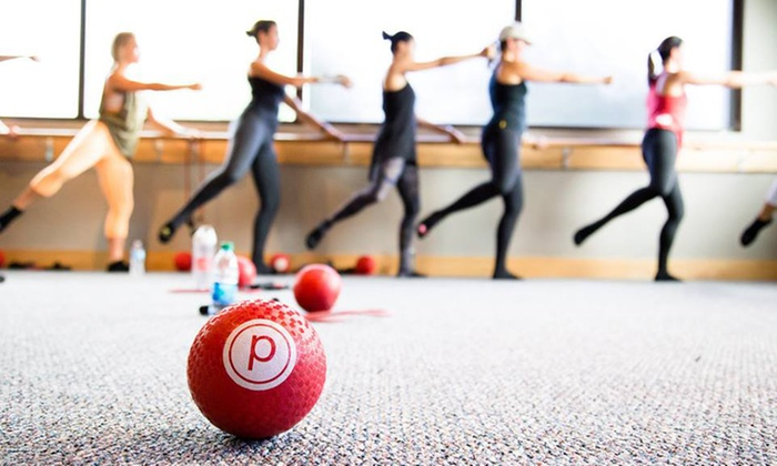 Pure Barre - Wheaton: $79 for One Month of Unlimited Barre Classes at Pure Barre ($199 Value)