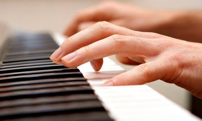 Studio 3 Piano - Lodi: $50 for Four Piano Lessons from Studio 3 Piano ($100 Value)