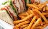 47% Off American Cuisine at Omega Restaurant