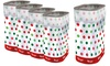 12-Pack of Flings Trash and Recycling Bins: 12-Pack of Flings Trash and Recycling Bins