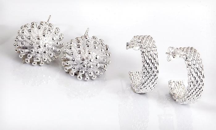 Cate & Chloe Earrings: $12.99 for Cate & Chloe Earrings ($99 List Price). Multiple Styles Available.