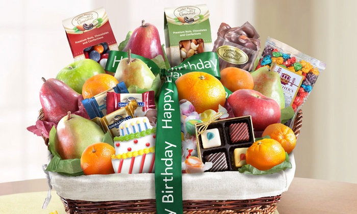 1-800-Baskets.com: $15 for $30 Worth of Gift Baskets from 1-800-Baskets.com