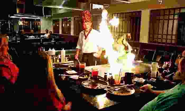 Osaka Steakhouse - Cascade: $15 for $30 Worth of Japanese Food at Osaka Steakhouse