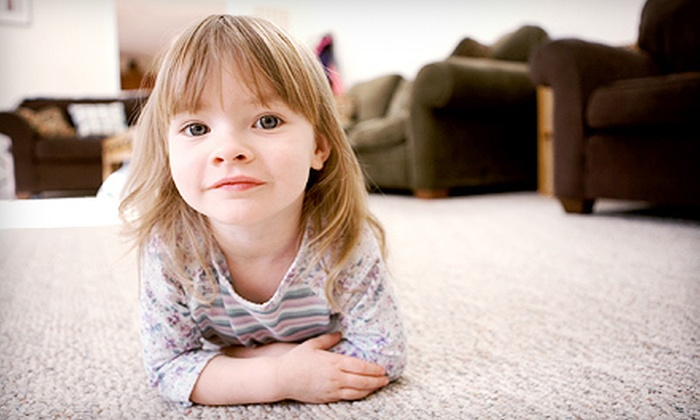 Carpet Green Clean - Alondra: Dry and Organic Carpet or Upholstery Cleaning from Carpet Green Clean (Up to 73% Off). Three Options Available.