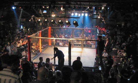 $59 for USACA Presents: Legacy Amateur Series MMA Event at Bayou Music Center on Saturday, December 14 ($118.41 Value)
