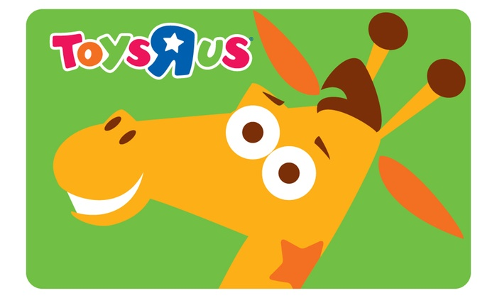 """Toys """"R"""" Us: $25 Voucher to Toys """"R"""" Us + 10% Back in Groupon Bucks"""