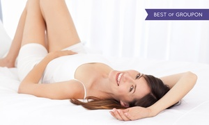 The Rose Clinic: Six Laser Hair-Removal Treatments on a Small or Large Area at The Rose Clinic (Up to 84% Off)
