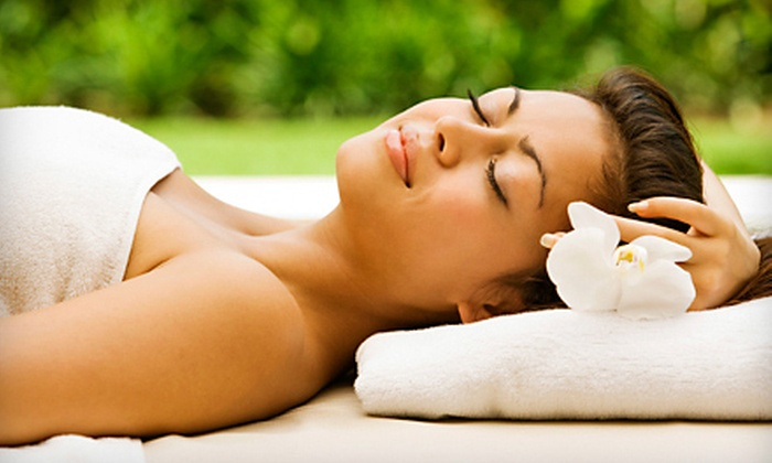 Panache Salon & Spa - Lovejoy: One-Hour Massage with or without Express Facial at Panache Salon & Spa (Up to 55% Off)
