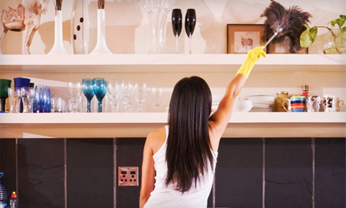 Brenda's Cleaning Personnel - San Francisco: One or Three Two-Hour Cleaning Sessions with a Two-Person Crew from Brenda's Cleaning Personnel (Up to 63% Off)