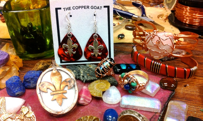 Lalosh Silver - French Quarter: $15 for $30 Worth of Jewelry at Lalosh Silver