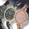 Geneva Platinum Aigle Women's Watch with Swarovski Elements