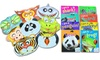 8-Book and Mask Animal Party Pack: Animal Party Pack with 8 Books and Matching Animal Masks