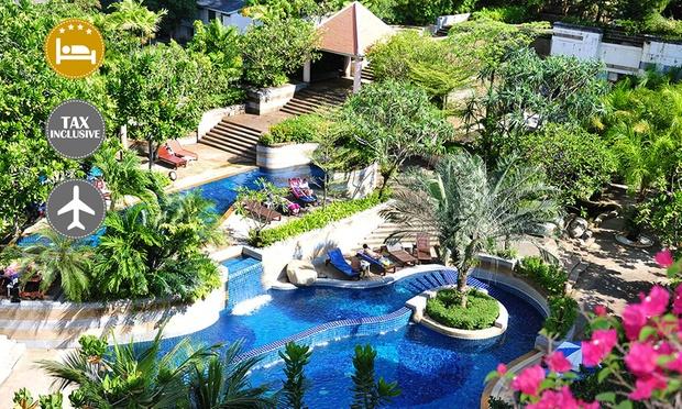 Phuket: 4* Hotel + Return Flights 0