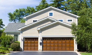 All Pro Overhead Door: $99 for a Garage Door Tune-Up and Inspection with Nylon Rollers from All Pro Overhead Door ($225 Value)