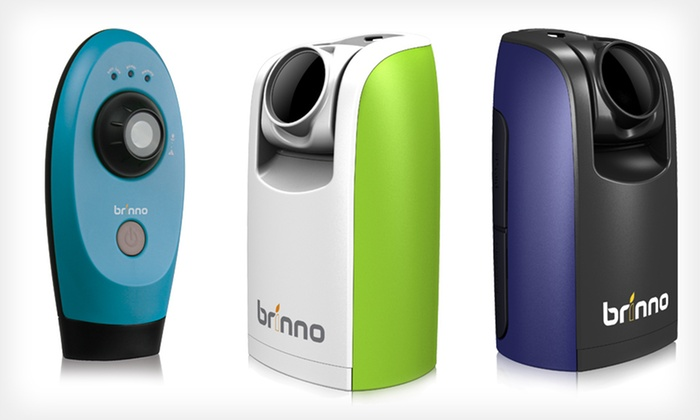 Brinno TLC Timelapse Cameras: Brinno Timelapse TLC100 Camera or Brinno Timelapse TLC200 Camera in Blue or Green (59% Off). Free Shipping.