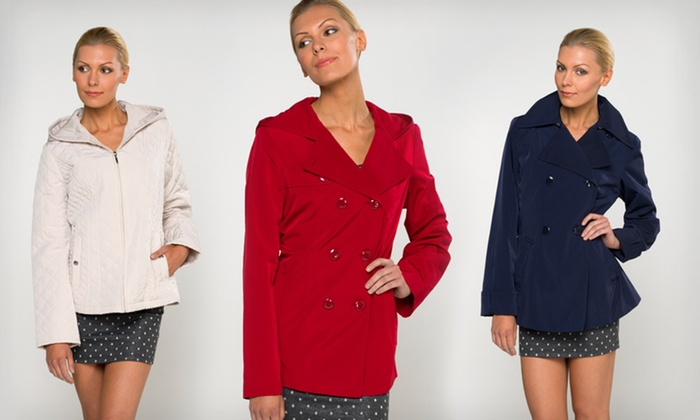 Croft & Barrow Women's Jacket: $34.99 for a Croft & Barrow Women's Jacket (Up to $170 List Price). 6 Styles Available. Free Shipping and Returns.