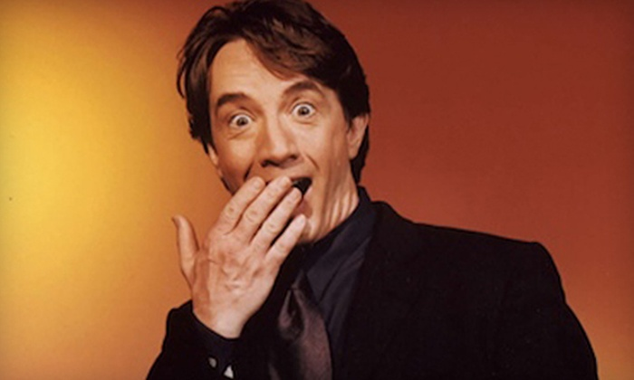 Martin Short - State Theatre: Martin Short Comedy Show at State Theatre on March 7 at 8 p.m. (Up to Half Off). Four Options Available.
