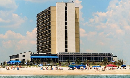 Stay with Dining Credit at Clarion Resort Fontainebleau Hotel in Ocean City, MD. Dates Available into February.