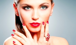 Roseberry Day Spa: Manicure (£10.95) Plus Eyebrow Shape and Tint (£18.95) at The Roseberry Rooms (46% Off)