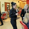 Up to 58% Off a Haircut with Color or Highlights
