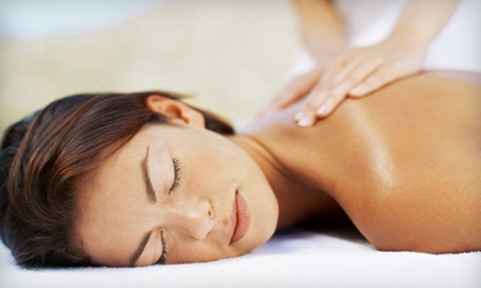 Islands Massage - North High School: 60-Minute Custom Massage with Option for 30-Minute Chinese Pressure-Point Facial at Islands Massage (Up to 61% Off)