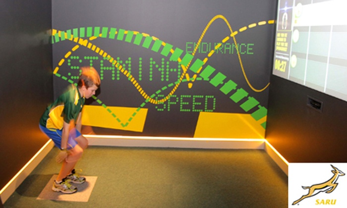 SA Rugby - Cape Town: Entry into the Springbok Experience Museum