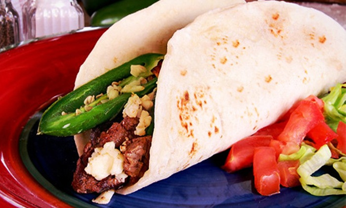 Tacos to Go - Braun's Farm: One or Two Groupons, Each Good for $14 Worth of Tacos and Mexican-Inspired Cuisine at Tacos to Go (Half Off)