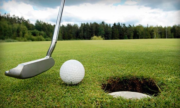 Prairie View Golf Club - Prairie View: $189 for Three 18-Hole Rounds of Golf and 10 Group Lessons at Prairie View Golf Club (Up to $1,195 Value)