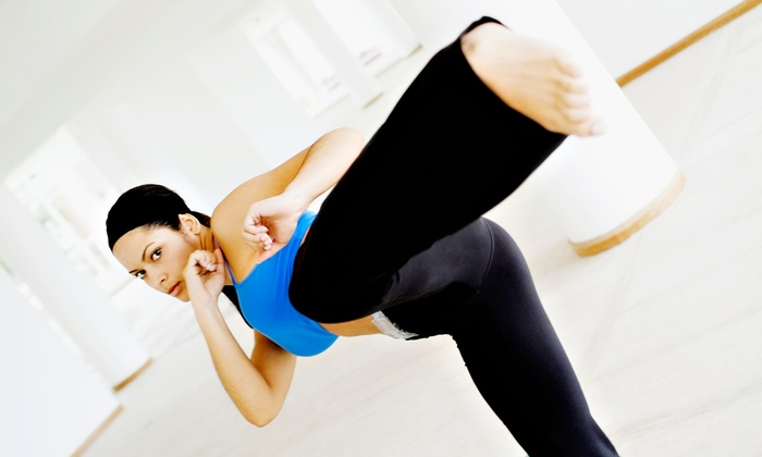 World Martial Arts - Multiple Locations: 5 or 10 Cardio Kickboxing Classes or One Month of Martial Arts Classes at World Martial Arts (Up to 69% Off)