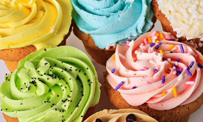 BC Cakes and Bakery - San Marcos: One or Two Dozen Cupcakes or $25 for $50 Toward Custom Cakes at BC Cakes and Bakery