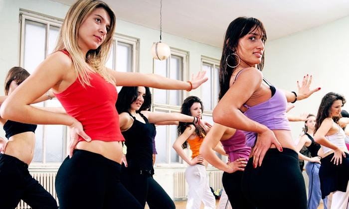 Center Stage Dance Studio - Cheektowaga: 10 or 20 Zumba Classes at Center Stage Dance Studio (Up to 55% Off)