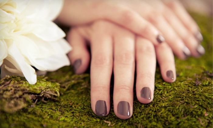 Chi Energy Spa - Cleveland: One or Two Mani-Pedis at Chi Energy Spa (Up to 63% Off)