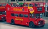 City Sightseeing Toronto - Multiple Locations: Hop-On, Hop-Off Double-Decker Bus Tour for Two or Four from City Sightseeing Toronto (Up to 53% Off)