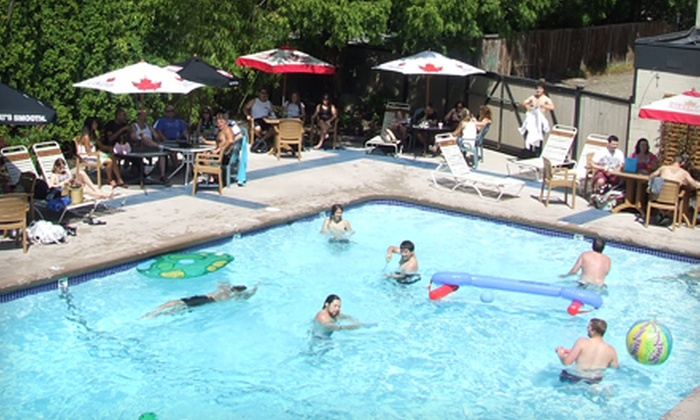 Sportstown Tavern - East Cambie: C$15 for Pool Admission for Two and an Appetizer at Sportstown Tavern (Up to C$41 Value)