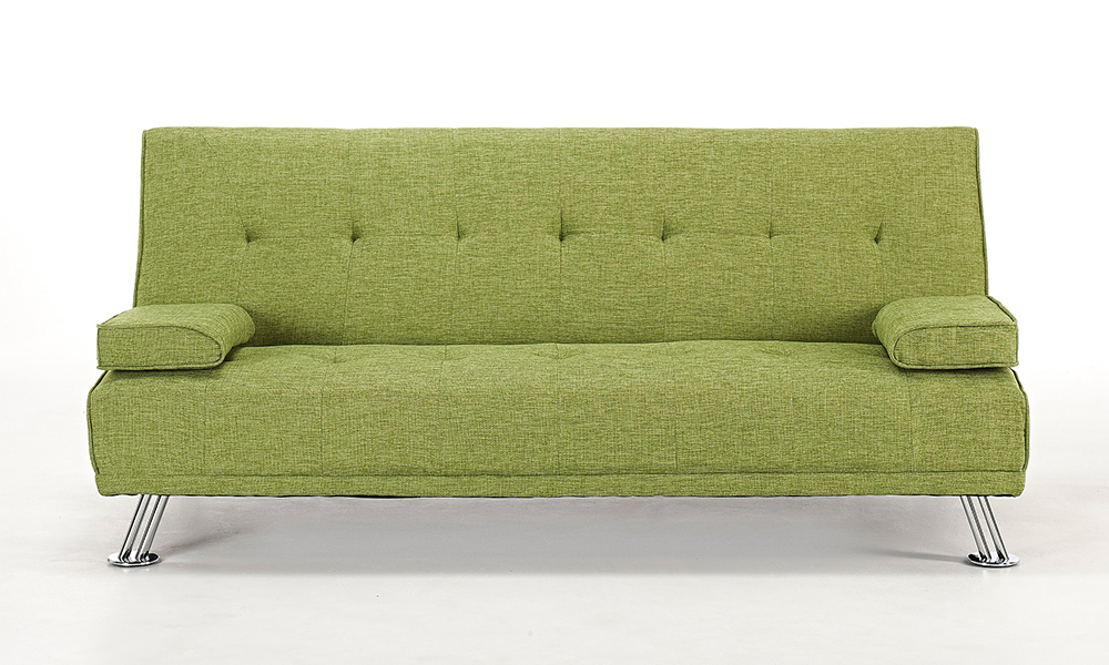 fabric sofa bed groupon goods