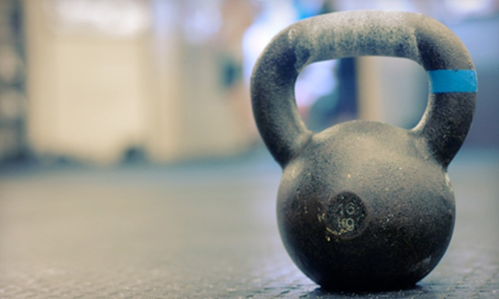 Cutting Edge Kettlebells - Winchester - Silverhawk: Five or Ten Drop-in or One Month of Unlimited Kettlebell Classes at Cutting Edge Kettlebells (Up to 82% Off)